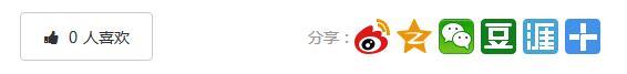 Nana主题升级到2.04版本 增加赞赏等功能 大于480的分享按钮样式