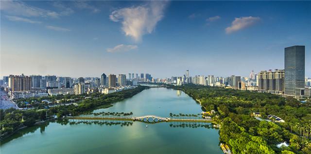 南宁是属于哪个省的?比较全面的南宁市简介 绿城南宁 第2张
